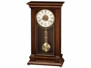 Howard Miller 635169 STAFFORD Cherry Bordeaux Mantel Clock