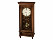 Howard Miller 635170 LORNA Tuscany Cherry Mantel Clock