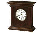 Howard Miller 635171 ANDOVER Cherry Bordeaux Mantel Clock