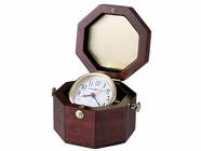 Howard Miller 645187 CHRONOMETER Polished Brass Table Top Clock