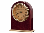 Howard Miller 645287 PARNELL Rosewood Table Top Clock