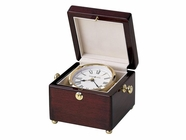 Howard Miller 645443 BAILEY Rosewood Table Top Clock