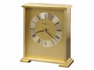 Howard Miller 645569 EXTON Metal Table Top Clock