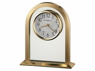 Howard Miller 645574 IMPERIAL Golden Oak Table Top Clock