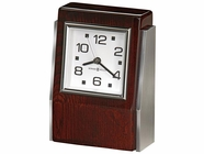 Howard Miller 645694 HADDINGTON Rosewood Table Top Clock
