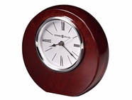 Howard Miller 645708 ADONIS Rosewood Table Top Clock