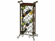 "Howard Miller 655147 WINE BUTLER 36"" H WRT IRON"