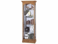 Howard Miller 680341 TORRINGTON Golden Oak Collectors Cabinet-Floor