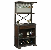 Howard Miller 695138 Red Mountain Collectors Cabinet-Wine/Spirit