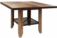 Artisan Ifd967Count-Mc Antique Counter Height Dining Table