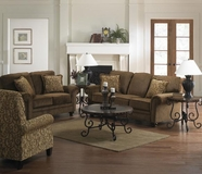 JACKSON 4260-03-02-11 Ellington-Sofa-Loveseat-Chair 3 Pc Sofa Set