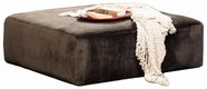 JACKSON 4377-28 Everest Cocktail Ottoman in 2334-09 Chocolate
