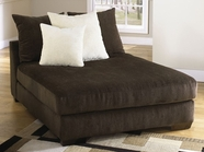 JACKSON 4429-38 Axis Daybed in 2571-09 Chocolate and 2571-26 Snow