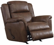 JACKSON 4490-11 Verona Rocker Recliner in 1223-09/3023-09 Chestnut