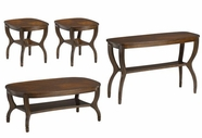 JACKSON 897-40-50-80 Cocktail-End-Sofa-Table Set