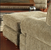 Jackson Furniture 4293-10 Bradford Ottoman