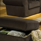 Jackson Furniture 4366-77 Mesa Storage Ottoman