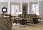 Jackson Furniture 4426-02-03 Suffolk Fabric Sofa Set