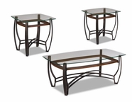 Jackson Furniture 867-70-71 3 Pack Tables