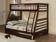 Jason Espresso Bunk Bed - Acme 2020
