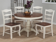 Jofran 141-42B-T-4X278KD MADISON COUNTY Dining set