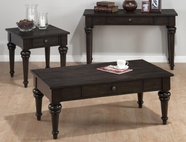 Jofran 256-1-3-4 SAVANNAH OAK FINISH OCCASIONAL TABLE SET