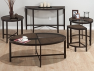 Jofran 506-1-3-4-7 ROSWELL STONE FINISH OCCASIONAL TABLE SET
