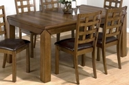 Jofran 737-72 WENATCHEE FALLS WALNUT FINISH 40mm BUTTERFLY LEAF TABLE with 85mm APRON AND 110mm LEGS
