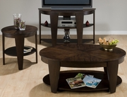 Jofran 739-1-3 WHYLIE WALNUT FINISH OCCASIONAL TABLE SET