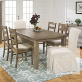JoFran 941-72 Dining Set w/Ladderback Chair