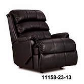 Lane 11158-23-13 Revive Pad-Over-Chaise Wall Saver Recliner
