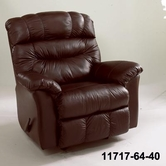 Lane 11717-64-40 Norfolk Pad-Over Rocker Recliner