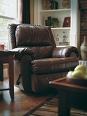 Lane 11986-01-24 Xander Pad-Over-Chaise Rocker Recliner
