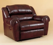 Lane-21414-88-23 Leather Snuggler Recliner