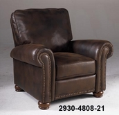 Lane 2930-4808-21 Benson Vintage Low-Leg Recliner