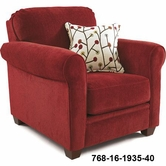 Lane 768-16 Sunburst Stationary Chair