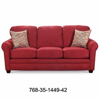 Lane 768-35 Sunburst Queen Size Sleeper Sofa