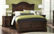 Legacy Classic 0220-4117K Claremont Valley Complete Panel Bed CA King 6/0