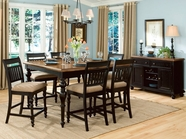 Legacy Classic 0550-920-945KD Highland Hills Counter Height Dining Set