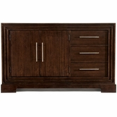 Legacy Classic 0640-151 Forum Credenza with Expandable Top