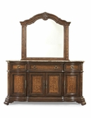 Legacy Classic 1080-0100K Royal Traditions Complete Credenza/Mirror