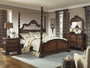 Legacy Classic 1080-4205K-1200-0200 Royal Traditions  Bedroom Set