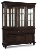 Legacy Classic 1240-370-372 Davenport Buffet and Hutch