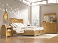 Legacy Classic 1400-4105K-1500-0100 Monterey Bedroom Set