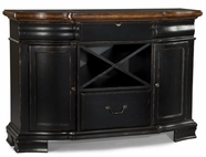Legacy Classic 1460-151 Cottage Hill Credenza with Granite Inlay