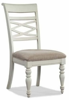 Legacy Classic 1520-240 KD Glen Cove X Back Side Chair
