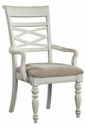 Legacy Classic 1520-241 KD Glen Cove X Back Arm Chair