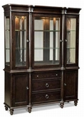 Legacy Classic 1521-370-372 Glen Cove Buffet and China Display Hutch