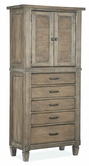 Legacy Classic 2760-176 Brownstone Village Pantry/Cabinet