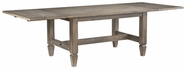 Legacy Classic 2760-422K Brownstone Village Complete Trestle Table